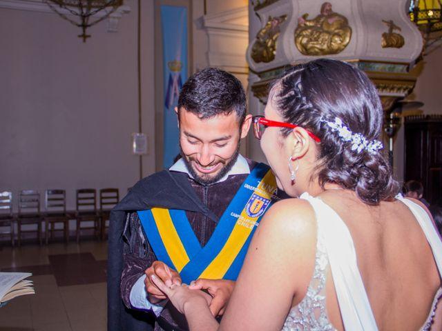 El matrimonio de Luis Felipe y Javiera del Pilar en Yumbel, Bío-Bío 10