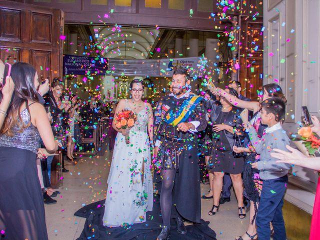 El matrimonio de Luis Felipe y Javiera del Pilar en Yumbel, Bío-Bío 11
