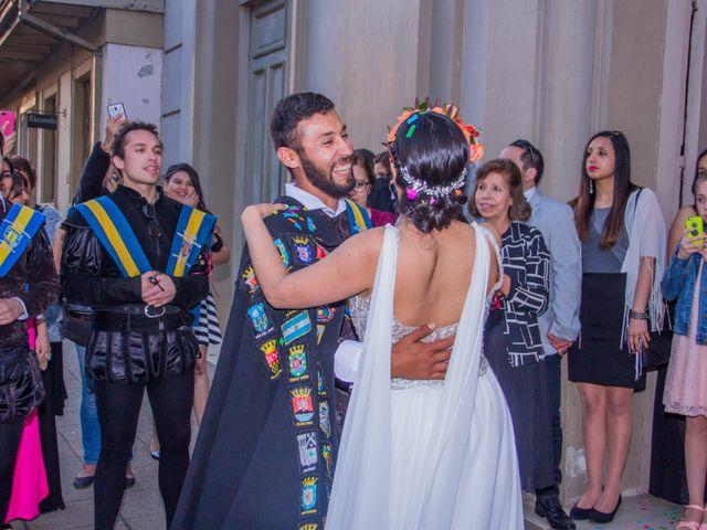 El matrimonio de Luis Felipe y Javiera del Pilar en Yumbel, Bío-Bío 1