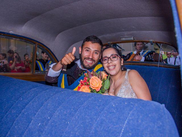 El matrimonio de Javiera del Pilar y Luis Felipe