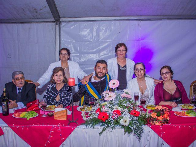 El matrimonio de Luis Felipe y Javiera del Pilar en Yumbel, Bío-Bío 16