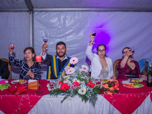 El matrimonio de Luis Felipe y Javiera del Pilar en Yumbel, Bío-Bío 18