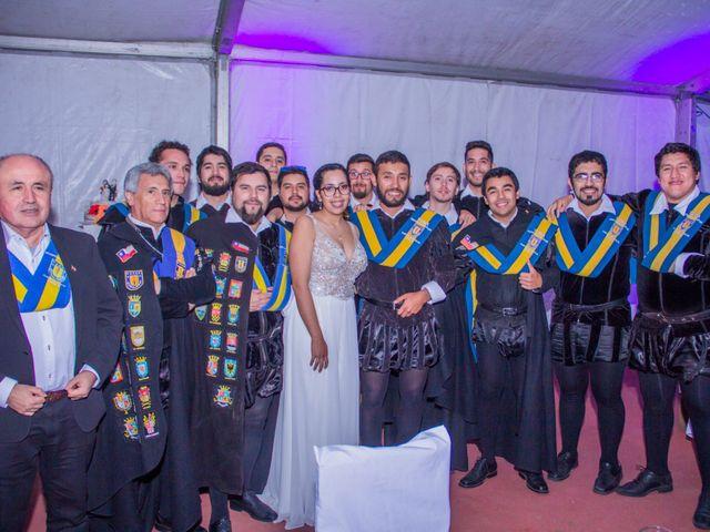 El matrimonio de Luis Felipe y Javiera del Pilar en Yumbel, Bío-Bío 19