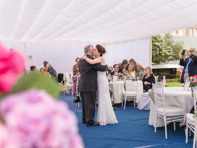 El matrimonio de Emma y Luis