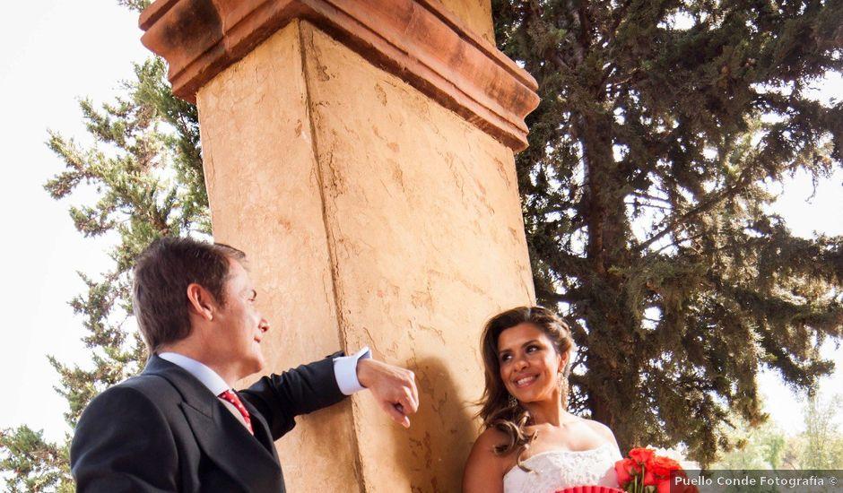 El matrimonio de Raúl y Yuraima en Santiago, Santiago