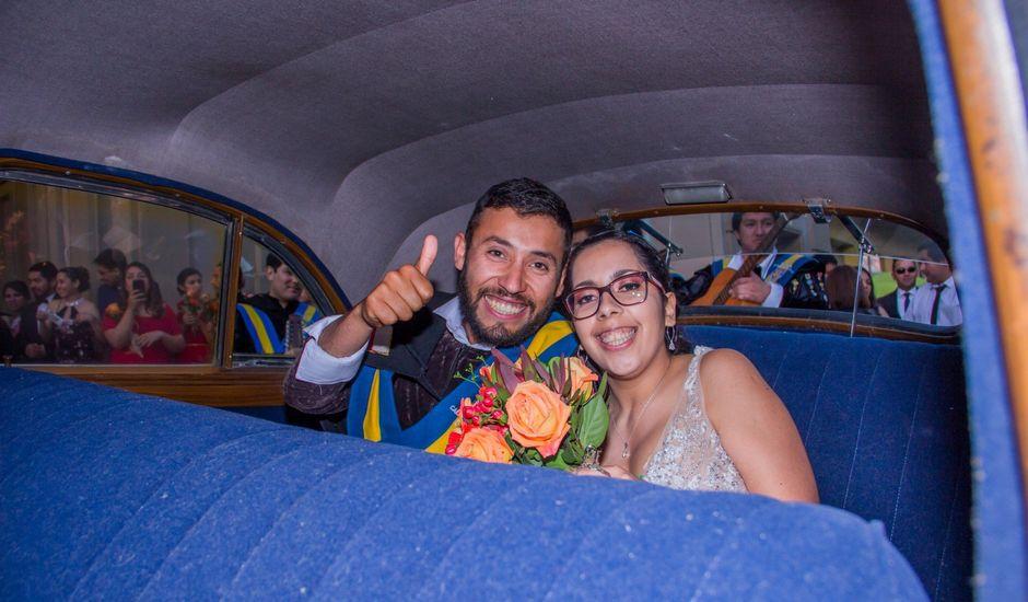 El matrimonio de Luis Felipe y Javiera del Pilar en Yumbel, Bío-Bío
