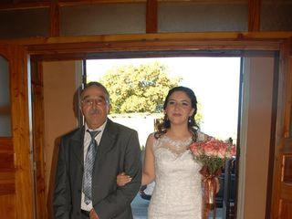 El matrimonio de Evelyn y Dennis 1