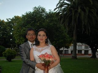 El matrimonio de Evelyn y Dennis 2