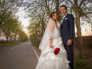 El matrimonio de Francisca y Juan