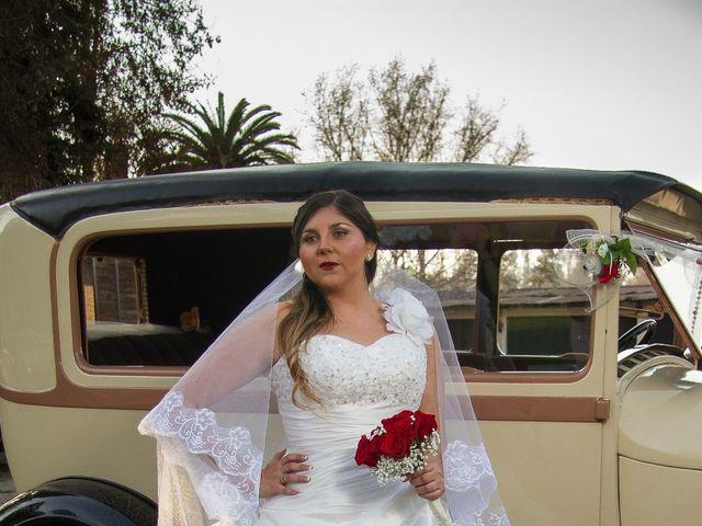 El matrimonio de Juan y Francisca en Pirque, Cordillera 10