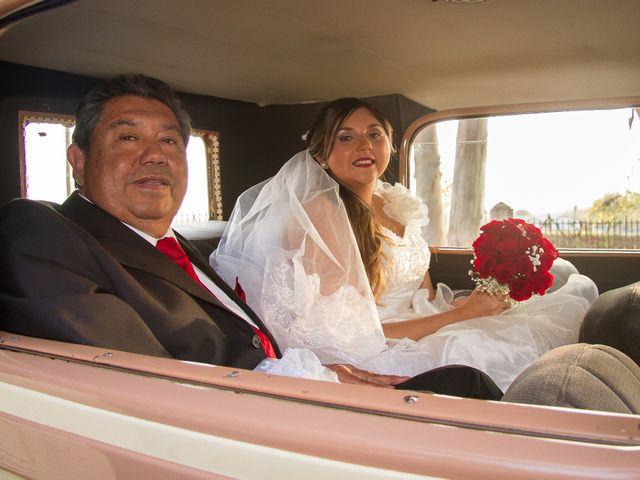 El matrimonio de Juan y Francisca en Pirque, Cordillera 12