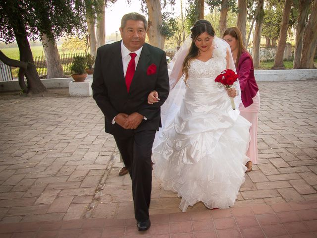 El matrimonio de Juan y Francisca en Pirque, Cordillera 15