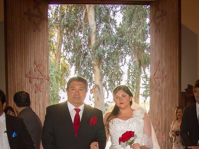 El matrimonio de Juan y Francisca en Pirque, Cordillera 16
