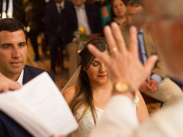 El matrimonio de Juan y Francisca en Pirque, Cordillera 30