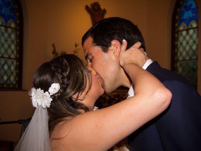 El matrimonio de Juan y Francisca en Pirque, Cordillera 32