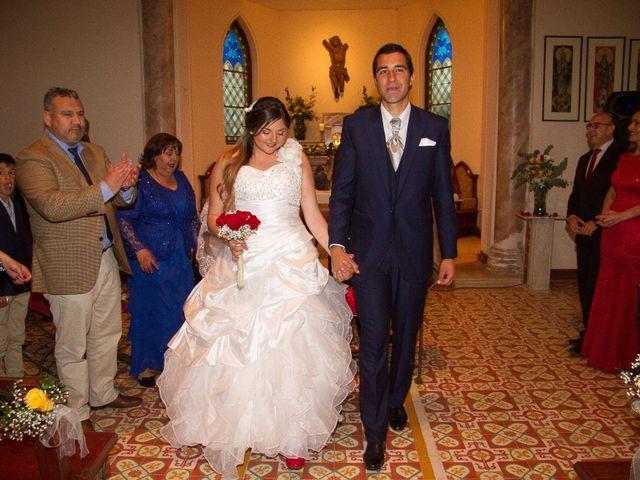 El matrimonio de Juan y Francisca en Pirque, Cordillera 33