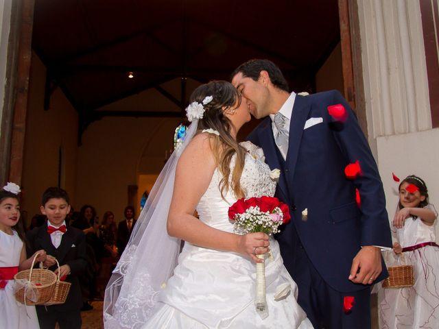 El matrimonio de Juan y Francisca en Pirque, Cordillera 36
