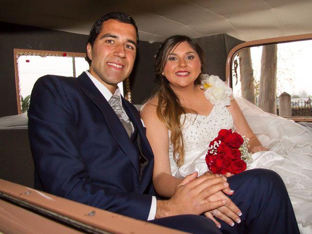 El matrimonio de Juan y Francisca en Pirque, Cordillera 37