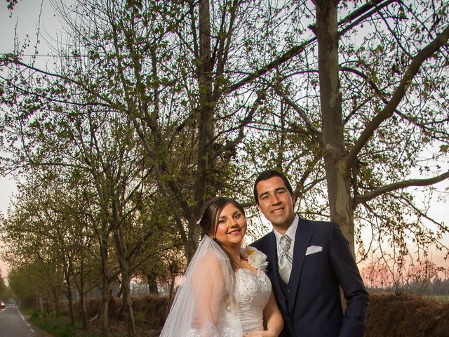 El matrimonio de Juan y Francisca en Pirque, Cordillera 38