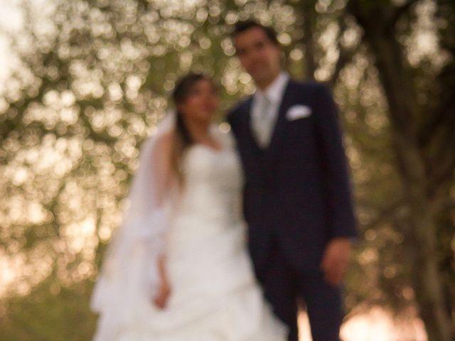 El matrimonio de Juan y Francisca en Pirque, Cordillera 39
