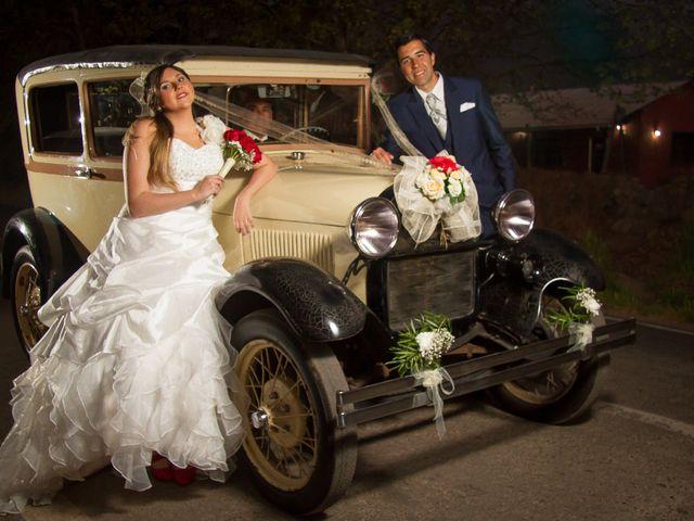 El matrimonio de Juan y Francisca en Pirque, Cordillera 42