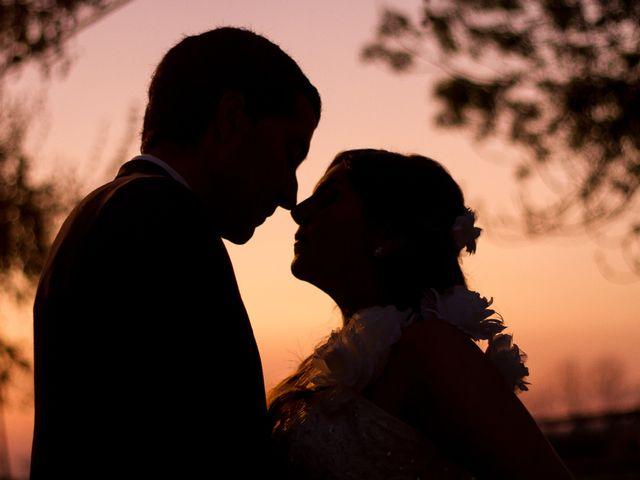 El matrimonio de Juan y Francisca en Pirque, Cordillera 43