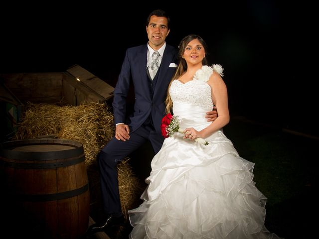 El matrimonio de Juan y Francisca en Pirque, Cordillera 44