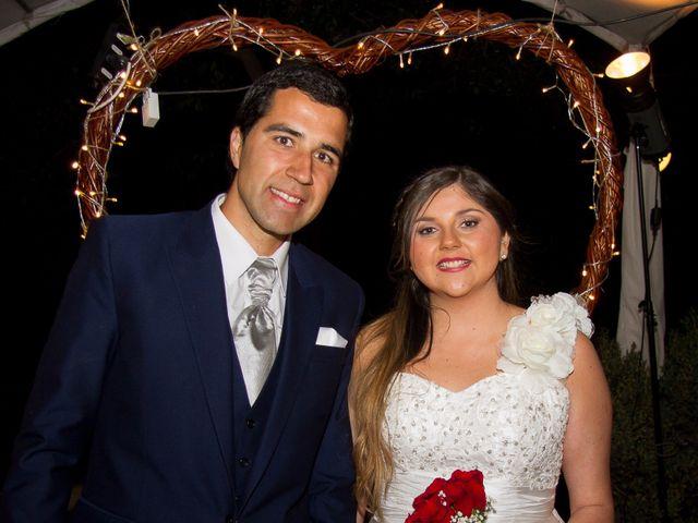 El matrimonio de Juan y Francisca en Pirque, Cordillera 45