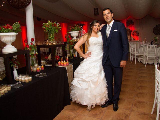 El matrimonio de Juan y Francisca en Pirque, Cordillera 46