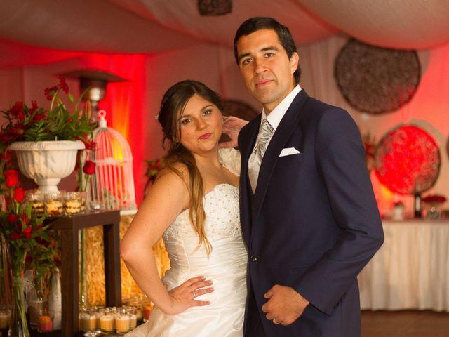 El matrimonio de Juan y Francisca en Pirque, Cordillera 47