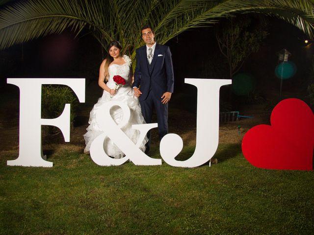 El matrimonio de Juan y Francisca en Pirque, Cordillera 55