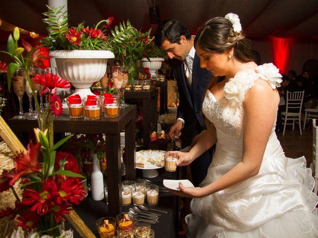 El matrimonio de Juan y Francisca en Pirque, Cordillera 58