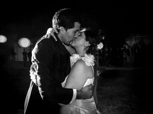 El matrimonio de Juan y Francisca en Pirque, Cordillera 62