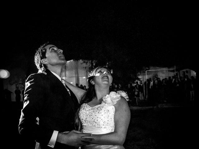 El matrimonio de Juan y Francisca en Pirque, Cordillera 63