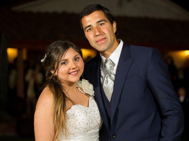 El matrimonio de Juan y Francisca en Pirque, Cordillera 64