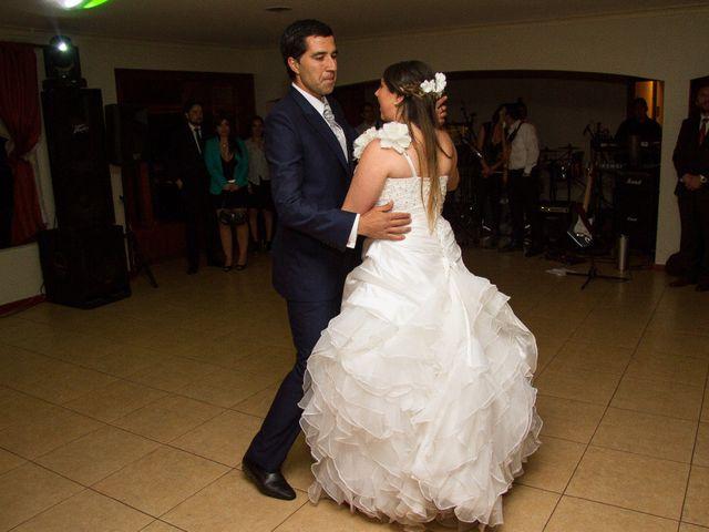 El matrimonio de Juan y Francisca en Pirque, Cordillera 65