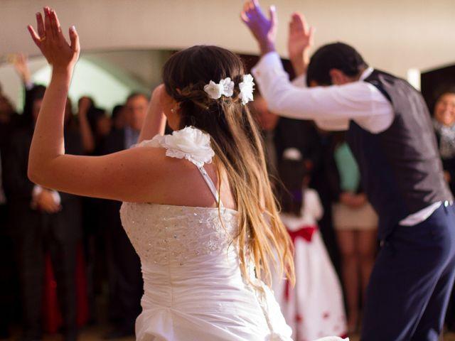 El matrimonio de Juan y Francisca en Pirque, Cordillera 68