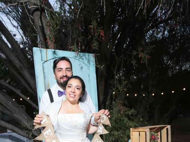 El matrimonio de Catalina Andrea y Luis Enrique