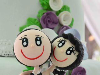 El matrimonio de Catalina Andrea y Luis Enrique 2