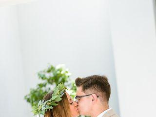 El matrimonio de Scarlett y Martín 3