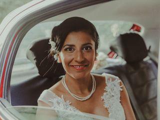 El matrimonio de Katia y Tood 2