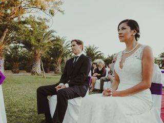 El matrimonio de Katia y Tood