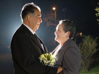 El matrimonio de Ana y Orlando