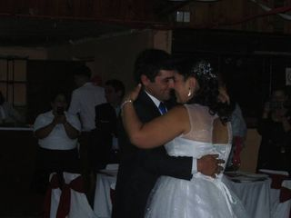 El matrimonio de Claudia y Francisco 1