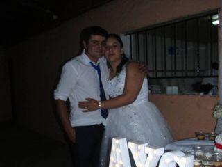 El matrimonio de Claudia y Francisco 3