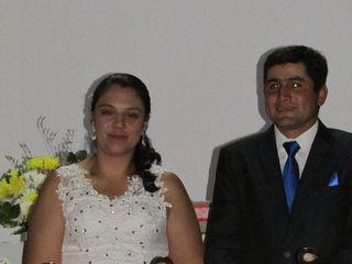 El matrimonio de Claudia y Francisco 2