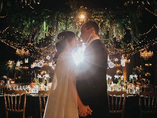 El matrimonio de Javiera  y Felipe