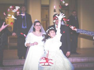 El matrimonio de Andrea y Eduardo 1