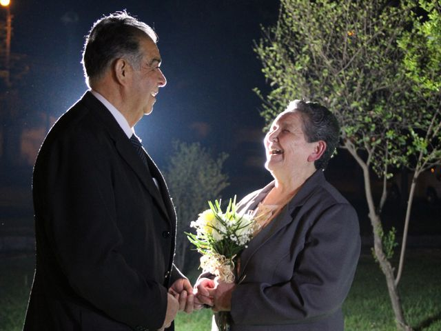 El matrimonio de Orlando y Ana en San Fernando, Colchagua 1