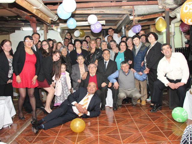 El matrimonio de Orlando y Ana en San Fernando, Colchagua 100